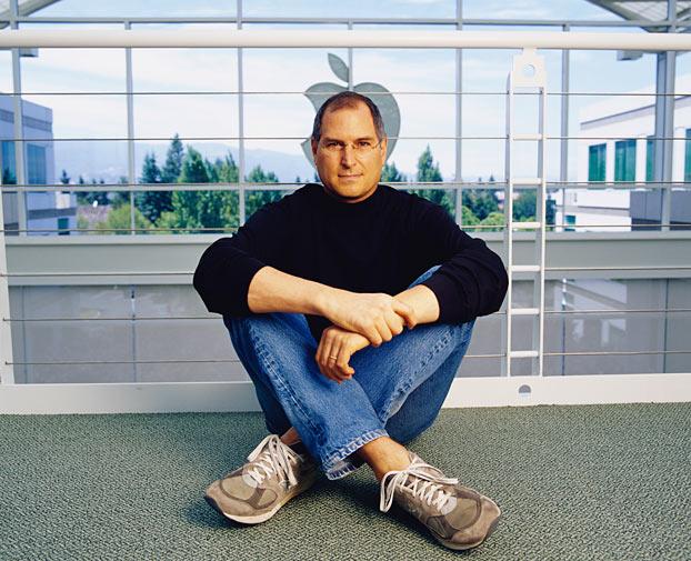 Steve Jobs Exclusive picture
