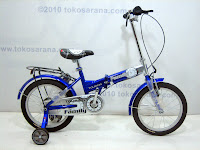 Sepeda Lipat Anak FAMILY TOURING 16 Inci