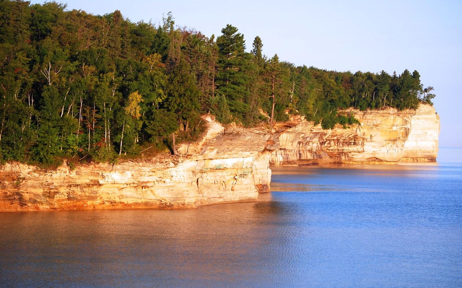 I Heart Michigan Pictured Rocks National Lakeshore