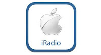 iRadio logo image