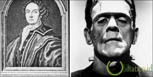 Johann Conrad Dippel (Frankenstein asli)