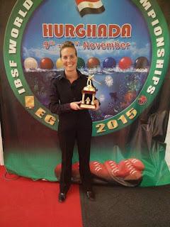 SNOOKER - Mundial femenino 2015: Wendy Jans cosecha su quinto título mundial