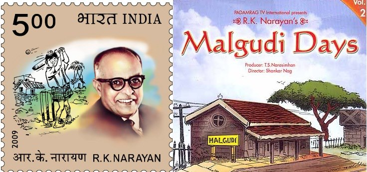 Image result for R kNarayan