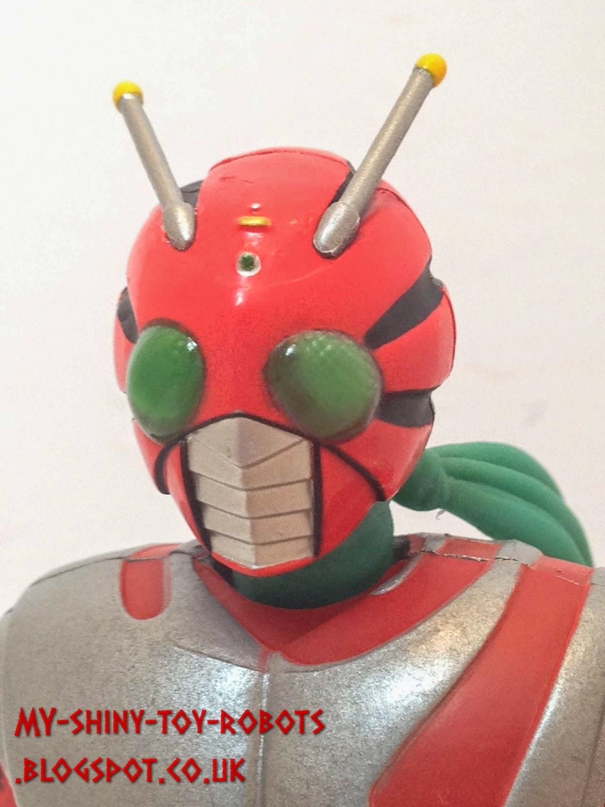 S.H. Figuarts Kamen Rider ZX