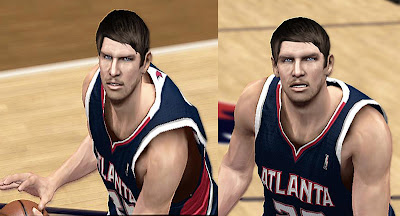 NBA 2K13 Cyber Face Mod Kyle Korver Update