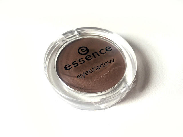 Essence Eyeshadow Single in 16 Triple Choc MATTE BROWN