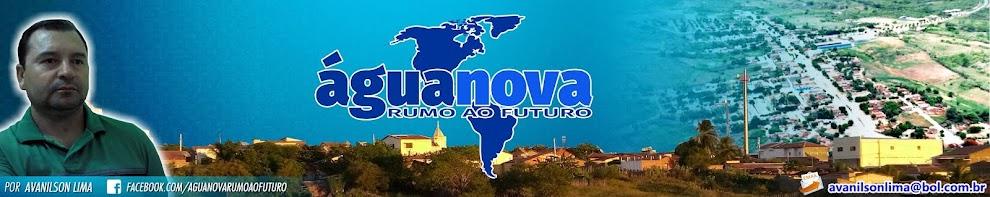 ÁGUA NOVA - Rumo ao Futuro