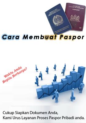 Cara Membuat Paspor Cepat