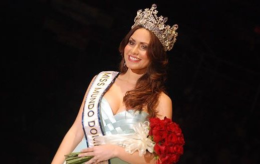 miss dominican republic republica dominicana world mundo 2012 jenny claribel blanco