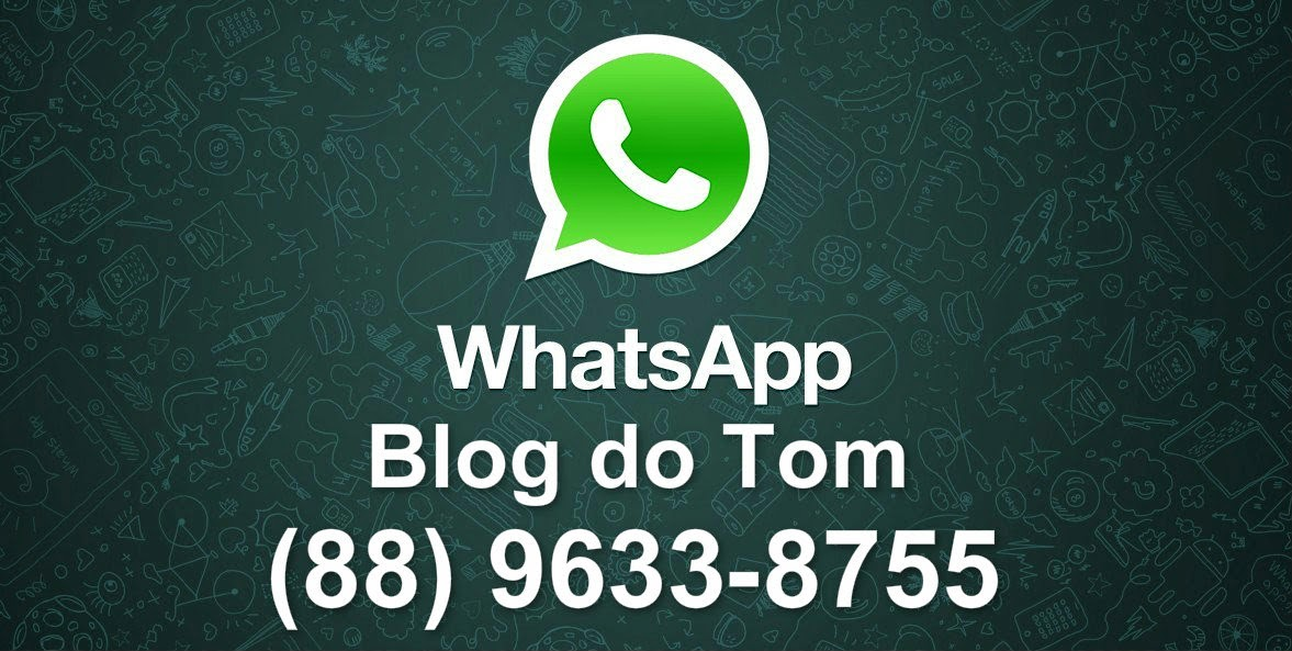 WhatsApp do Blog do Tom