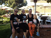Tiger Dash 5K Oct. 19, 2013