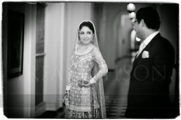Sharmila Farooqi Valima Pictures