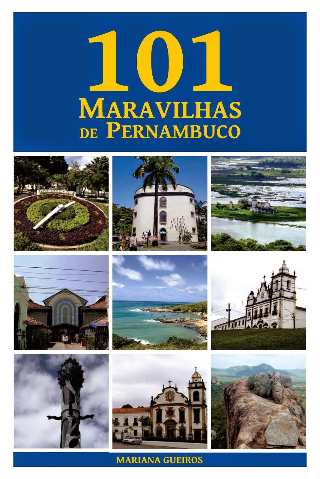E-book 101 Maravilhas de Pernambuco