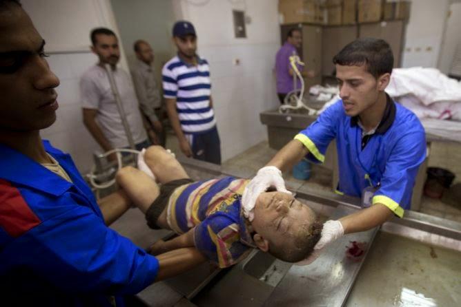 Israel é especialista em matar crianças palestinas