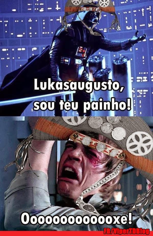 Luke, eu sou seu pai.