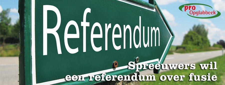 Referendum: ja!