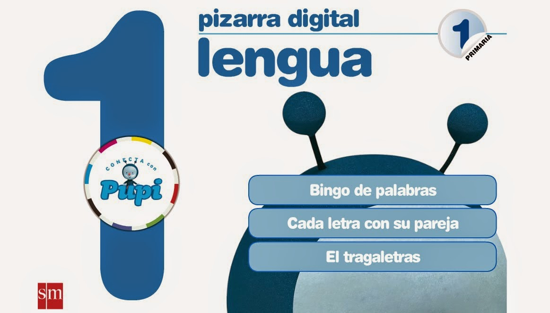 Pupi juegos interactivos de lengua