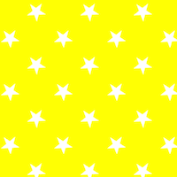 neon yellow star pattern