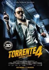 descargar JTorrente 4: Crisis letal gratis, Torrente 4: Crisis letal online