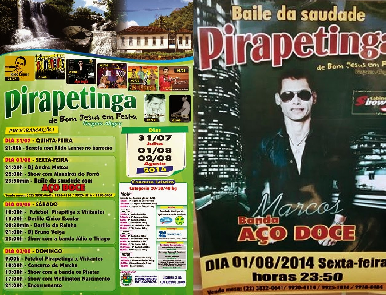 Cultura popular | Pirapetinga em festa!