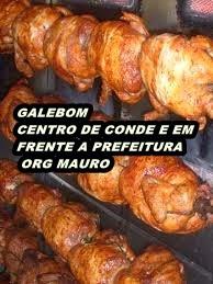 GALETO GOSTOSO SÓ  DO MAURO