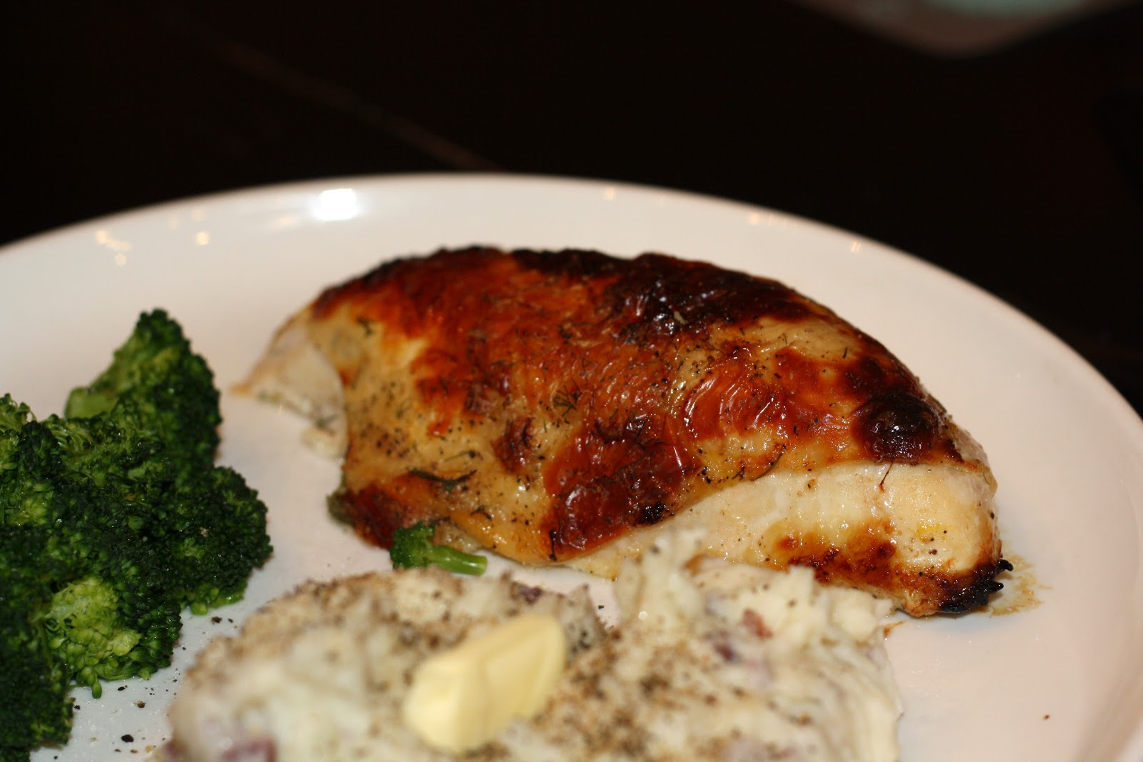 what's for dinner?: buttermilk roast chicken... 35 minutes ...