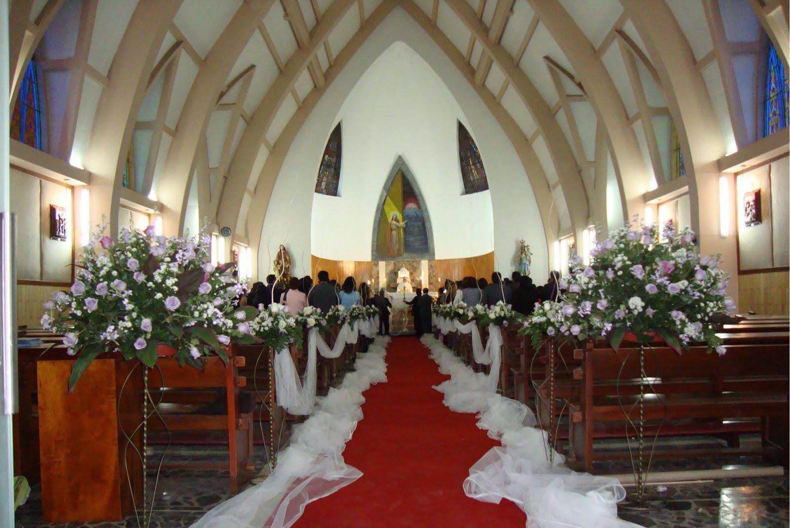 Popolare Matrimonioe un tocco di classe: Matrimonio Religioso: Decorare  NB18
