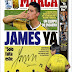 James Rodiguez ya es del Real Madrid: Las portadas