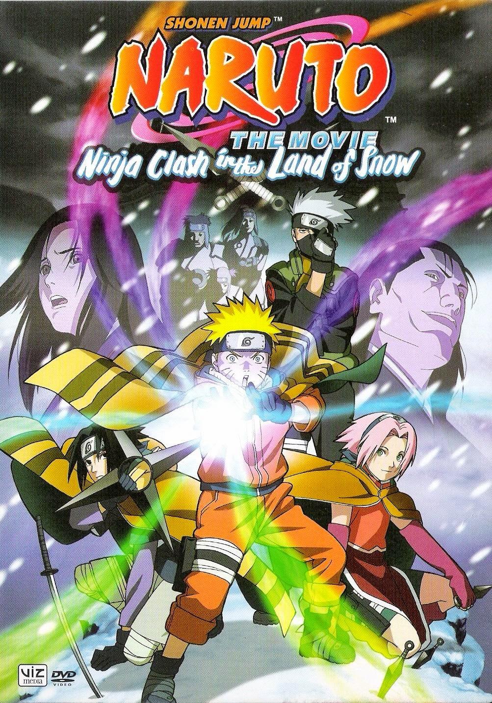 Naruto Clash Of Ninja Series : For naruters naruto the movies