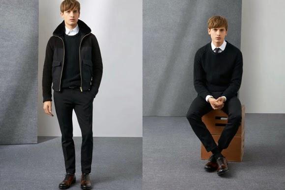 Zara Sonbahar Kış Erkek Koleksiyonu