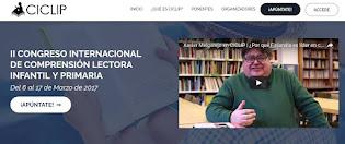 III  CONGRESO INTERNACIONAL DE COMPRENSIÓN LECTORA INFANTIL Y PRIMARIA