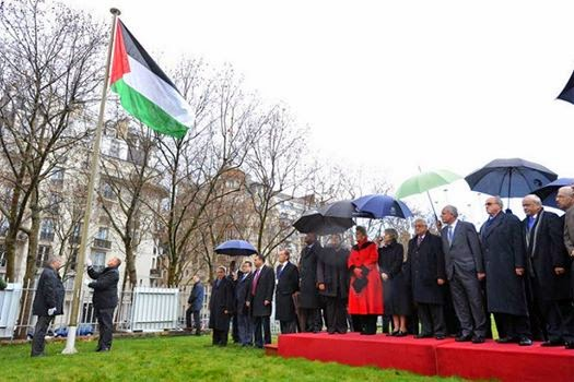 Swedia Akui Negara Palestina