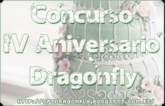 """Concurso IV Aniversario en """"Dragonfly"""""""