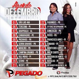 FORRO PEGADO EM MOGEIRO-PB 14-12-13