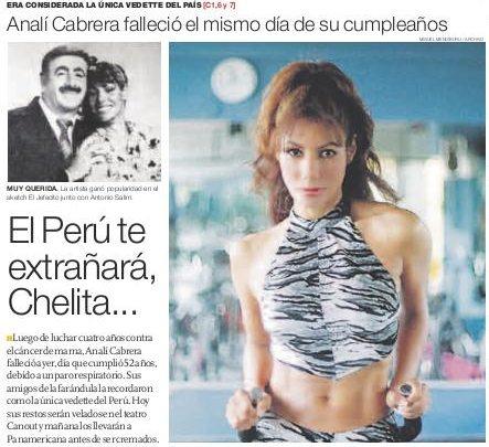 22 JUNIO 2011 PERU LAS NOTICIAS DEL DIARIO EL COMERCIO