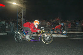 Hasil Drag Bike Nite VSC Jogja 5 April 2014