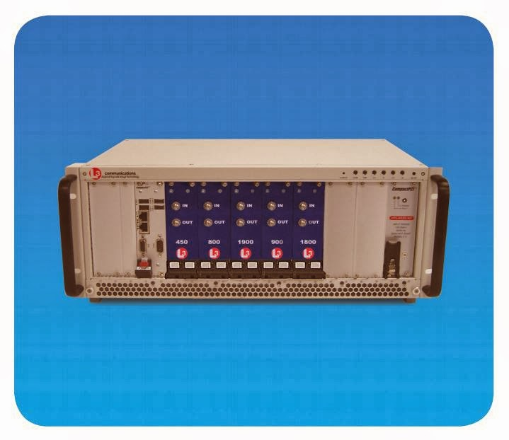 Система надзора за использованием сигналов сотовой связи WIDEFIRE