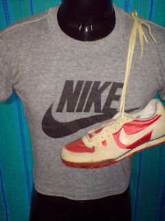 vintage nike hand made by hero
