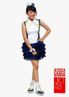 Foto dan Biodata JKT48 Jessica Vania Widjaja