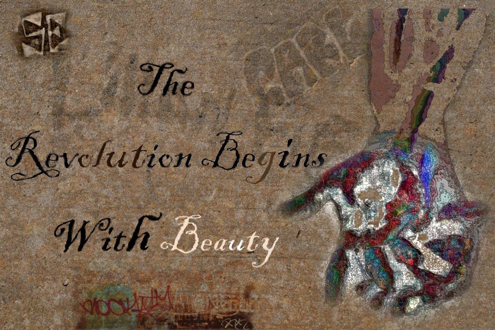 #RevolutionBeauty