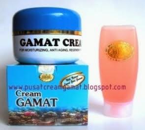 Pusat Cream Gamat