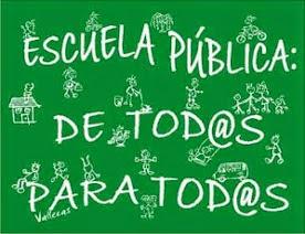 Escuela pública de tod@s