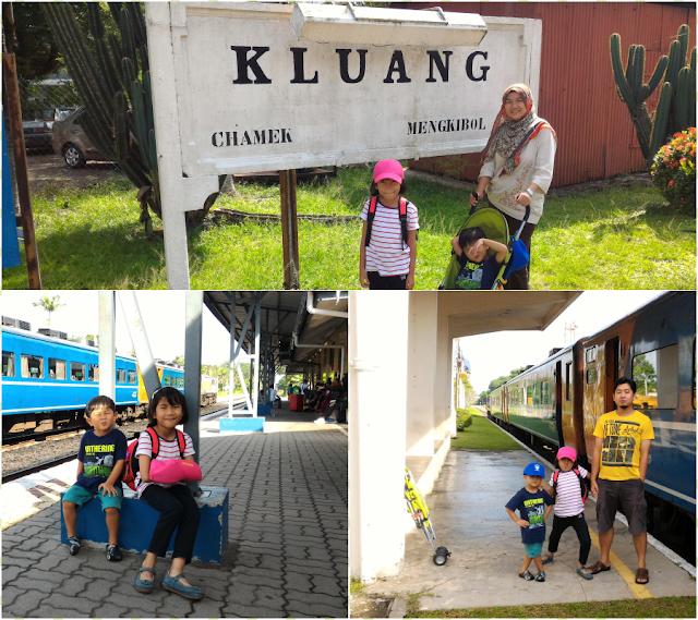 Stesen Keretapi Kluang