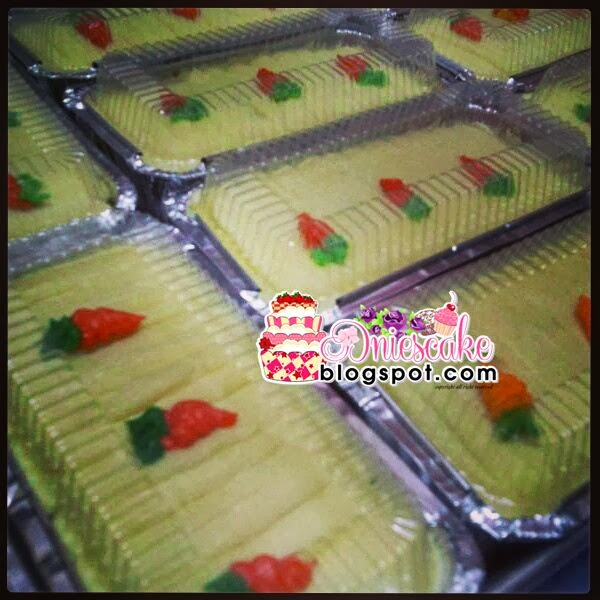 Carrot Cake Per Pack