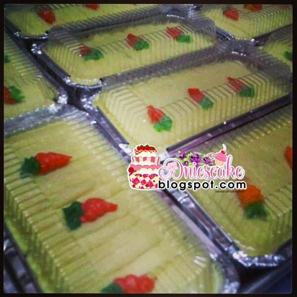 Carrot Cake Per Pack