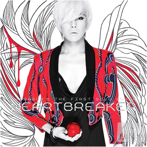 g-dragon heartbreaker album cover