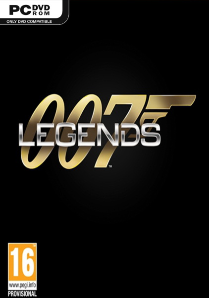 007 Legends pc