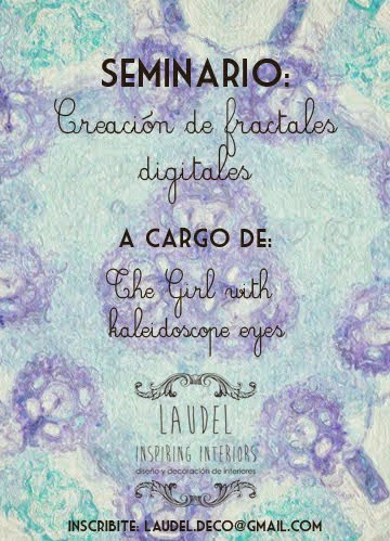 Curso junto a Laudel Home & Decor