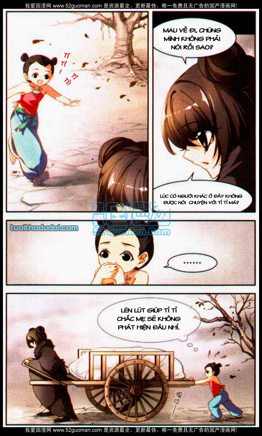 Hoa Thiên Cốt Chap 3 - Truyen.Chap.VN