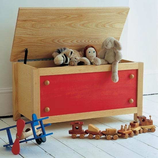 Creative Toy Storage Ideas